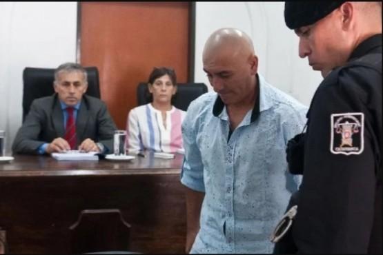 Herrera volvió a su lugar de alojamiento condenado