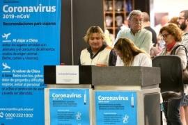 Coronavirus en los aeropuertos de la Patagonia