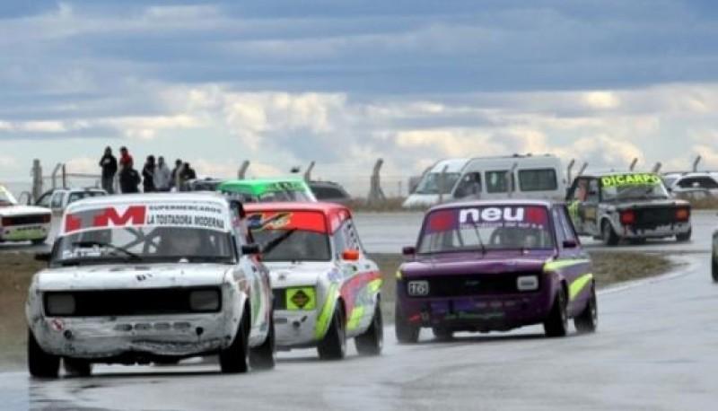 Comienza el año para el automovilismo en el Muñiz.