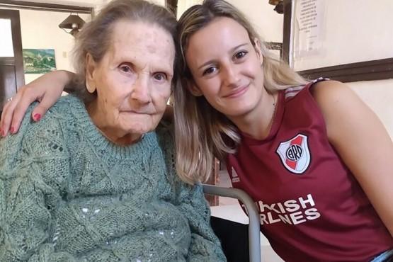 Rita y Dolores, una historia de amor entre la bisabuela su nieta.
