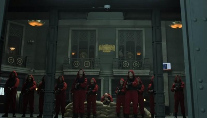 La Casa De Papel 4 (trailer)