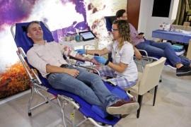 Casa del Chubut y el Hospital Garrahan realizaron una exitosa campaña de donación de sangre