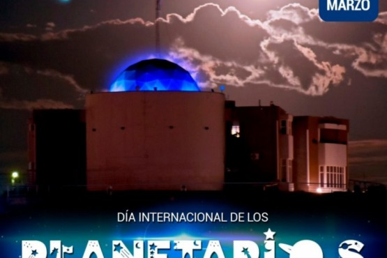 El Centro Astronómico teinvita al Día Internacional de los planetarios