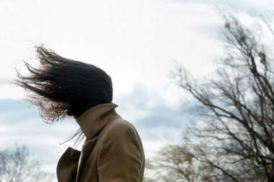 Alerta por vientos en el este de Chubut.