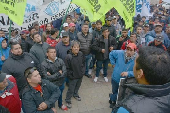 Se movilizaron por las ciudades de Río Gallegos. (C.R)