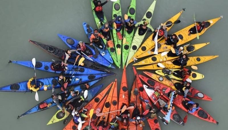 El reconocimiento de las que luchan por el Río Santa Cruz libre