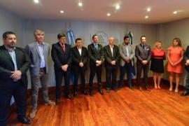 Maderna tomó juramento a nuevos funcionarios del gabinete municipal