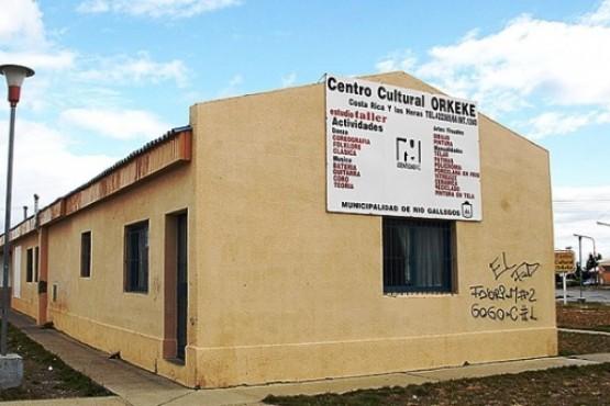 Centro Cultural Orkeke