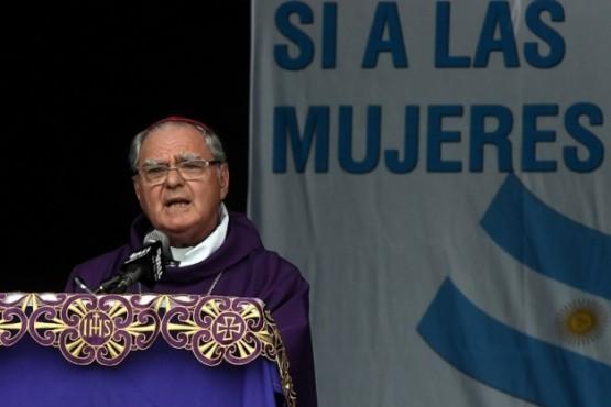 Misa en la Basílica de Luján. (Fotos: Infobae)