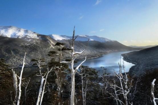 El tiempo en Tierra del Fuego