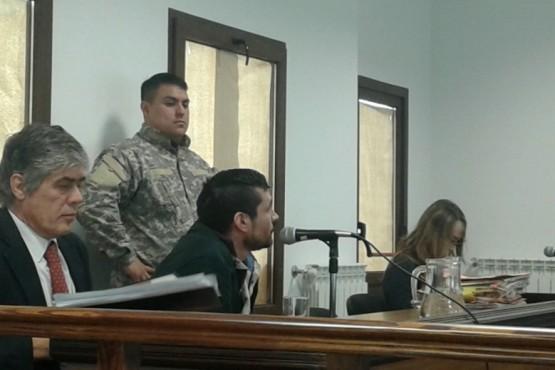 Santiago Lozada (izquierda) no era adepto a las fotografías. (Archivo).