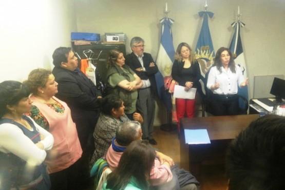 Vecinos de Río Gallegos continúan reclamando por el servicio
