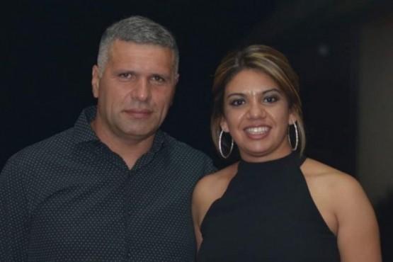 Miguel Gutierréz y Denise Vergara.