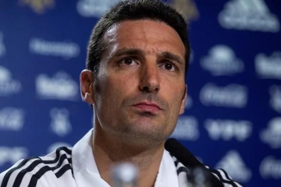 Lionel Scaloni dio la lista de convocados con jugadores que se desempeñan en Europa.