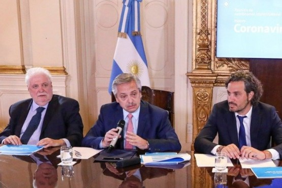 Nación dispuso un fondo extra de $1700 millones para luchar contra el coronavirus