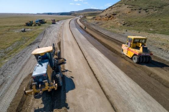 Avanza la construcción de la ruta del Paso Fronterizo San Sebastián