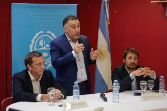 Se realizó el 1° Encuentro Provincial de Referentes de Hacienda Locales