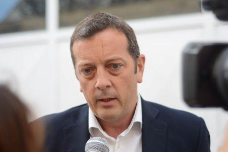 El ministro de Economía y Finanzas, Ignacio Perincioli,