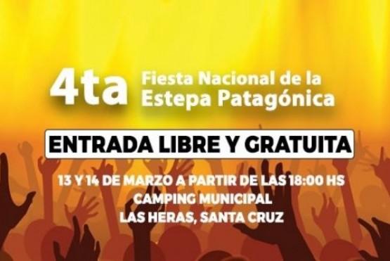 Se suspendió la Fiesta Nacional de la Estepa