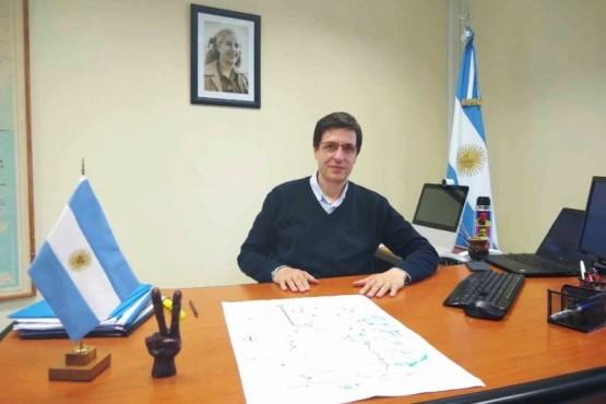 Martín Medvedovsky, Distrito XXIII Vialidad Nacional