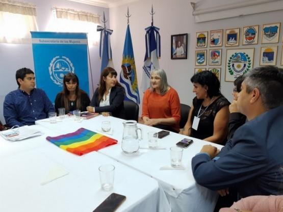 El Consejo Provincial de las Mujeres se reunió por primera vez