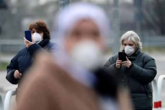 Aún no se desacelera la curva de contagios en el mundo