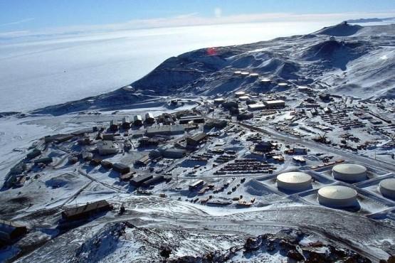 Evacuado en la Antártida, único continente sin casos de coronavirus.