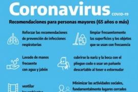 El informe del Ministerio de Salud sobre casos de coronavirus en Santa Cruz
