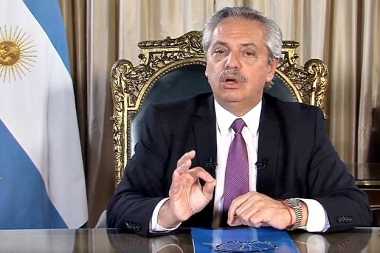 Alberto Fernández  pondrá en marcha las primeras 30 obras públicas de 2021