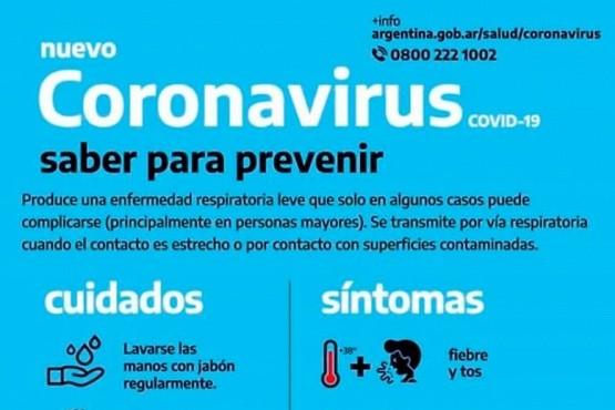 Municipio adoptó medidas ante la Pandemia de Coronavirus