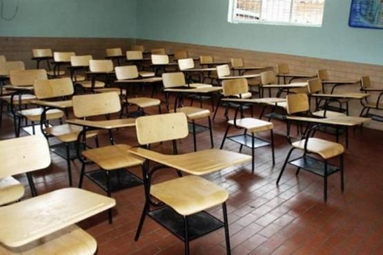 Docentes no tendrán que asistir mañana a clases