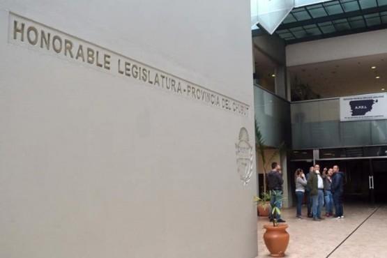 Legislatura d eChubut.