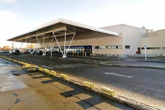 Aeropuerto de Río Gallegos.