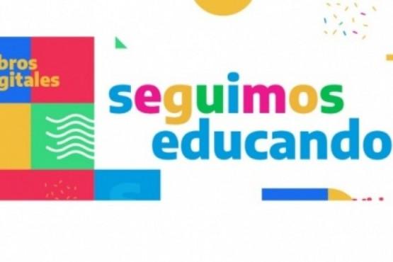 Gobierno lanzó una plataforma de educación digital para continuar las actividades pedagógicas