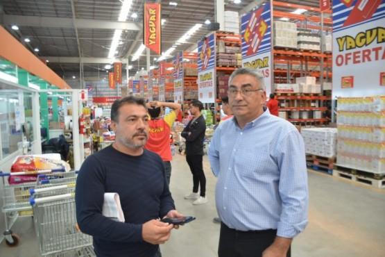 Comenzó el control de precios en los supermercados