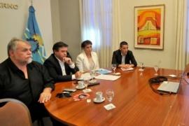 Funcionarios realizaron una videoconferencia con los Ministros Trotta y Arroyo