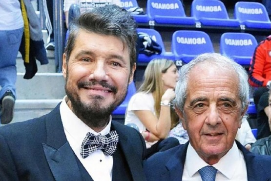 Tinelli y D'Onofrio.