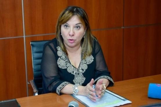 María Cecilia Velázquez defendió la decisión del Ministerio de Educación.