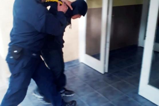 El sujeto quedó alojado en la Comisaría Sexta. (Foto ilustrativa)