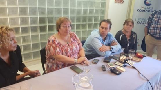 El jefe de gabinete municipal, Gustavo Fita