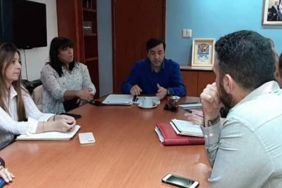 Reunión de Municipio.