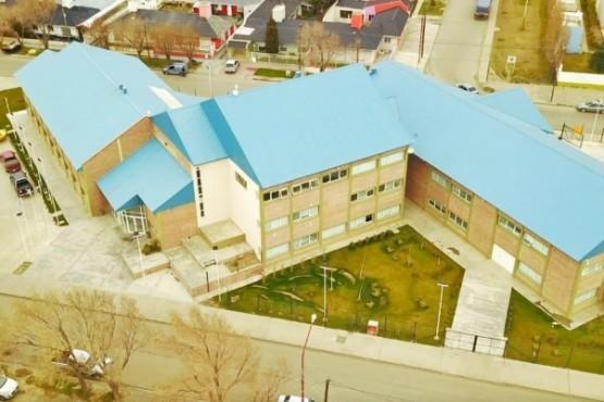 Edificio de la UTN.