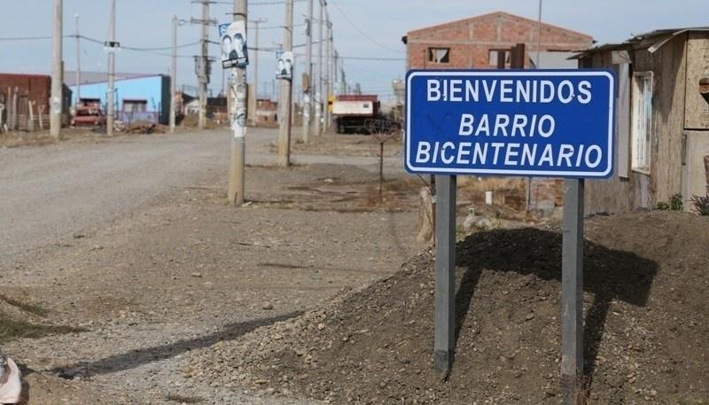 Barrio Bicentenario.