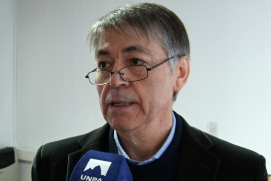 Hugo Rojas.