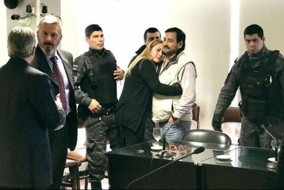 Crespi gozará de prisión domiciliaria en Río Gallegos.