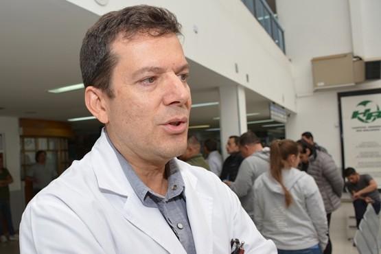 El Dr. Fernando García.