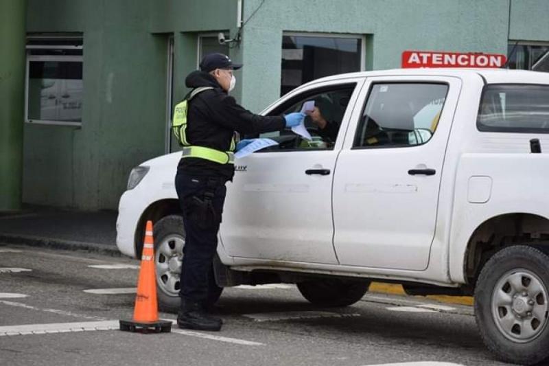 Seguridad dispuso nuevas medidas en el marco de la emergencia sanitaria