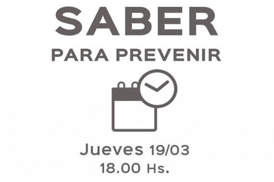 Saber para Prevenir.