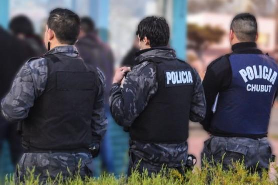 Policías de Comodoro en cuarentena