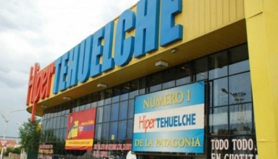 Hiper Tehuelche (Imagen de Archivo)